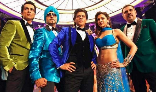 Indiawaale song from Happy New Year: Watch the exclusive youth dance anthem here!