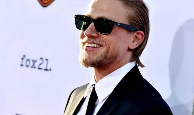 Charlie Hunnam quit 'Fifty Shades of Grey' due to anxiety issues