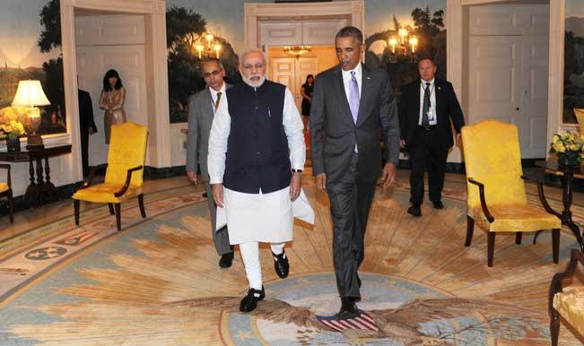 'Kem Cho,' Barack Obama to Narendra Modi