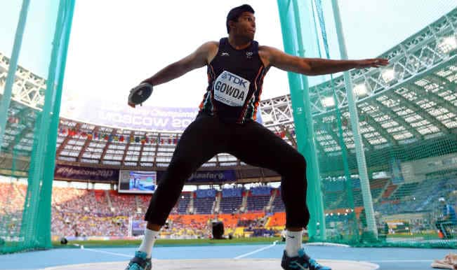 Asian Games 2014 Athletics Preview: Vikas Gowda & Co. hoping for an improved show by athletes in Incheon