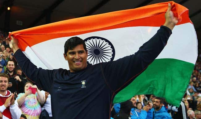 Asian Games 2014 Athletics Updates: Vikas Gowda grabs silver, quartermilers keep medal hopes alive
