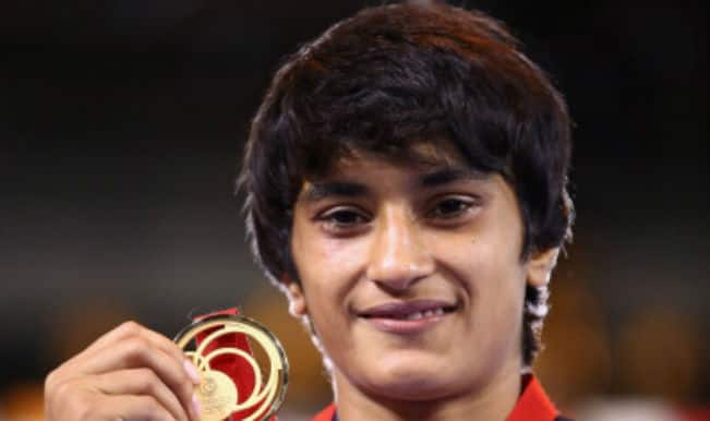 Asian Games 2014: Grappler Vinesh Phogat carries an immense burden of expectations after CWG success