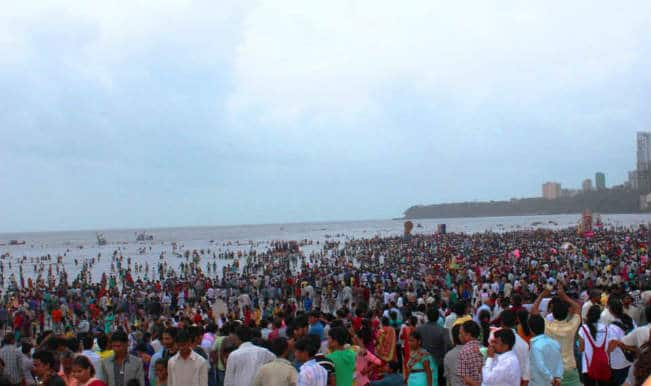 Youth drowns during Ganesh idol immersion