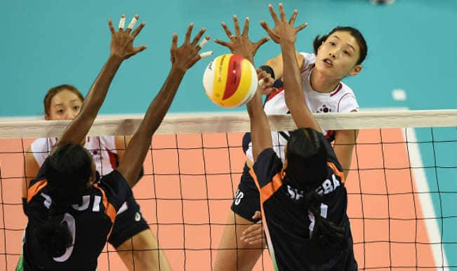 Asian game volleyball apologise