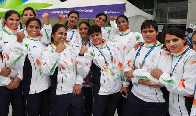Indian women's kabaddi team win gold, beat Iran by 31-21 in Asian Games 2014