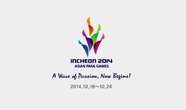 2Asian Para Games 2014
