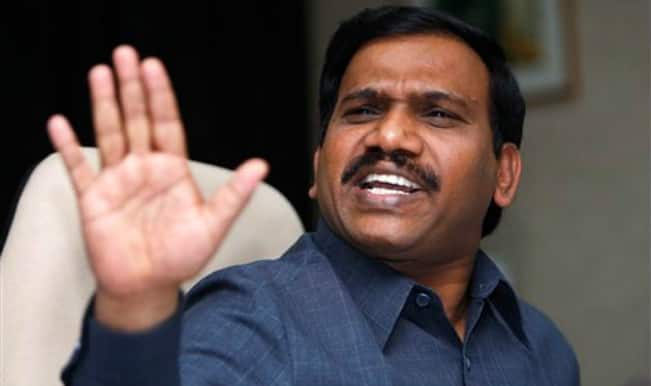 A Raja and others charged with money laundering, trial from November 11