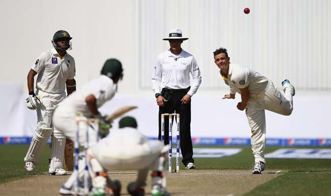 Pakistan vs Australia 2014, 1st Test Free Live Streaming: Watch Live Stream & Telecast of PAK vs AUS Day 4 at Dubai