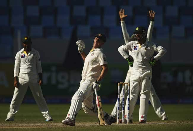 Pakistan vs Australia 2014 Free Live Streaming: Watch Live Stream & Telecast of PAK vs AUS 1st Test, Day 5 at Dubai