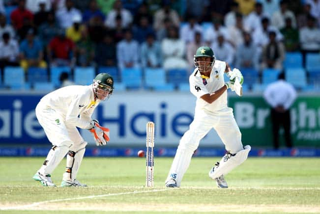 Pakistan eye win against Australia in 1st Test after Younis Khan's record 26th ton