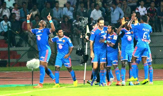 Watch Free Live Streaming & Telecast of Indian Super League (ISL) 2014 Football 10th Match between Goa FC vs Atletico De Kolkata