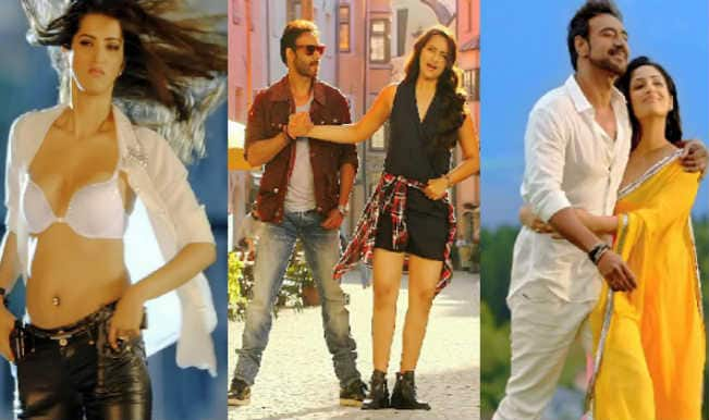 Action Jackson Trailer: Ajay Devgn and Sonakshi Sinha look promising in Prabhu Dheva's next