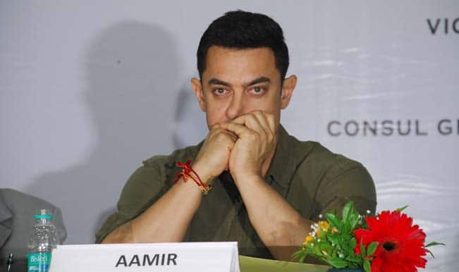 Why was Aamir Khan missing in action in the Maharashtra Assembly Elections 2014?