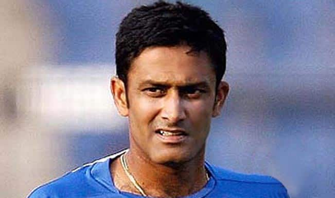 Anil Kumble joins Twitter on 45th birthday