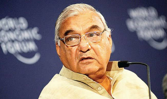 BJP: Land deal nod Hooda government's parting gift to Gandhi family