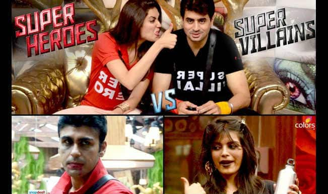 Bigg Boss 8 Day 23: Will Karishma Tanna be the winning Super Hero.