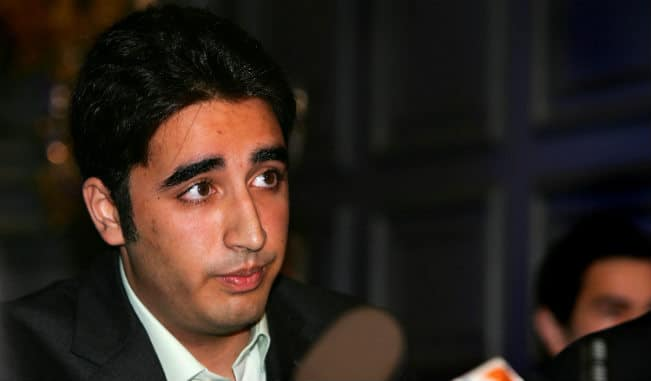 Bilawal Bhutto attacked at the Million March in London