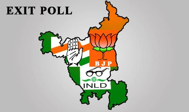 Haryana Exit Poll results Assembly Elections 2014: BJP to form government on its own with 50 seats