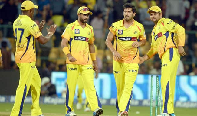 Chennai Super Kings (CSK) vs Kings XI Punjab (KXIP) Live Cricket Score Updates, CLT20 2014: CSK beat KXIP by 65 runs; to meet KKR in final