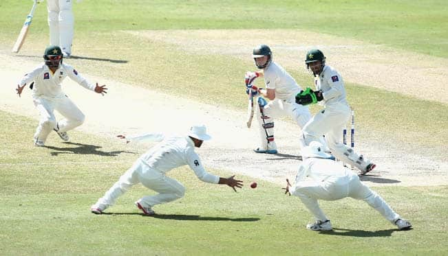 Pakistan vs Australia 2014, 1st Test, Day 5: 5 interesting highlights of the day's play