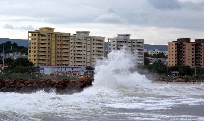 Cyclone Hudhud: Odisha begins evacuation ahead of its landfall tomorrow