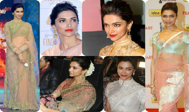 Deepika Padukone's top 6 traditional looks that you can pull off this Diwali!
