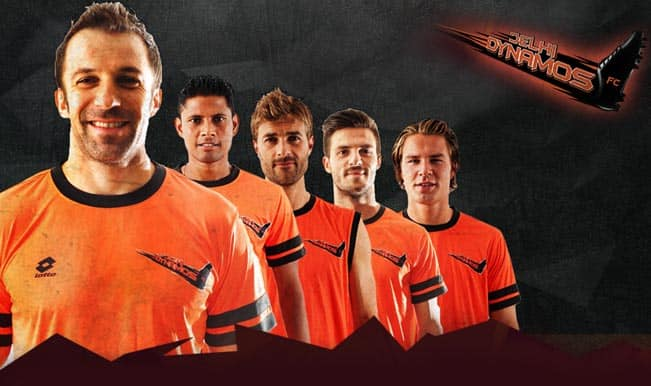 Delhi Dynamos FC ISL Team Profile: Indian Super League 2014 Teams and Player Details