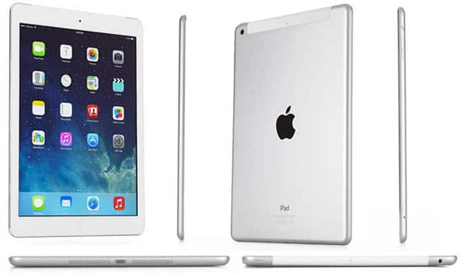 apple ipad air 2 ipad mini 3 launch apple accidentally. Black Bedroom Furniture Sets. Home Design Ideas