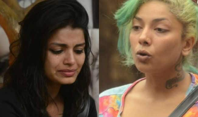 Bigg Boss 8 Day 24 preview: Will Diandra Soares be disqualified for her aggressive behaviour towards Sonali Raut ?