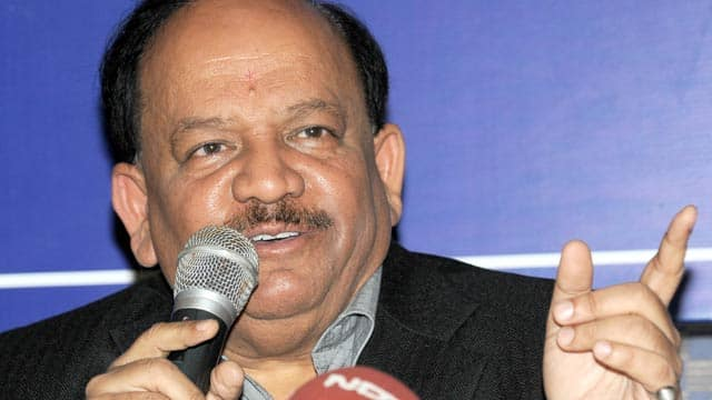 Harsh Vardhan: Keep public areas clean after festivals