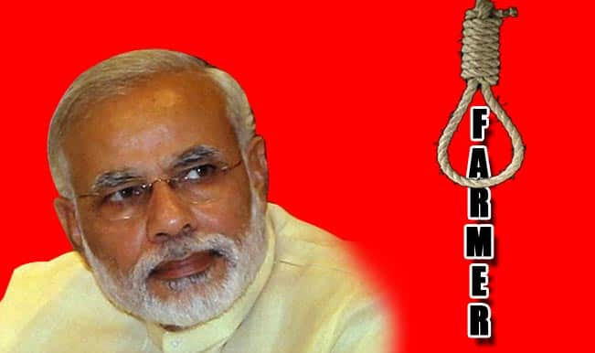 Maharashtra Assembly Elections 2014: Will Farmers' suicide issue work against the ruling government?