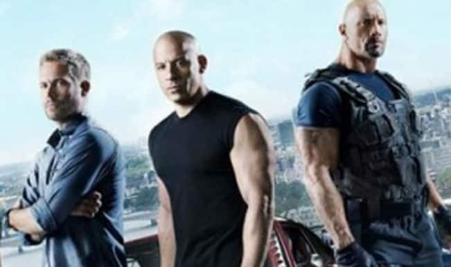 Furious 7 Sneak Peek: Vin Diesel and the rest drive supercars in Dubai