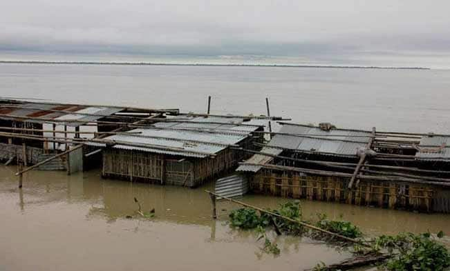 Assam Floods: Situation in the flood-hit areas remain unchanged