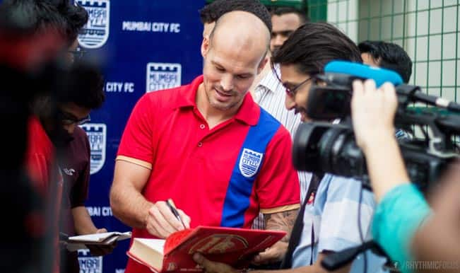 Indian Super League: Mumbai City FC's Freddie Ljungberg, Syed Nabi motivated to win ISL title