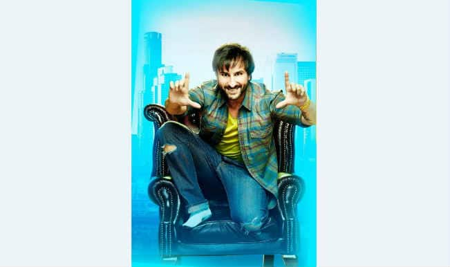 Happy Ending First Look: Saif Ali Khan is all smiles as a Hollywood writer 'Yudi'