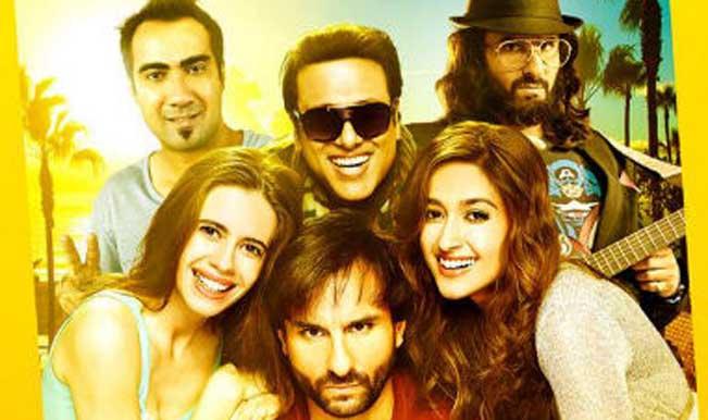 Happy Ending trailer: Saif Ali Khan, Ileana D'Cruz and Govinda try to make a film in a film