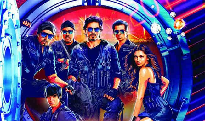 Shahrukh Khan's Happy New Year is a FLOP in south?