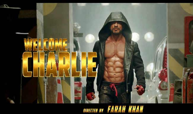 Happy New Year Dialogue Promo: Watch Shah Rukh Khan in his toned frame as Charlie