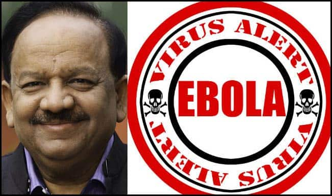 Ebola in India: 4 precautions taken by the government of India