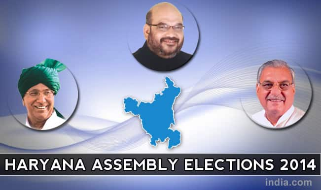 Haryana State Assembly Election Results 2014: BJP trounces Congress, set to form government in Haryana