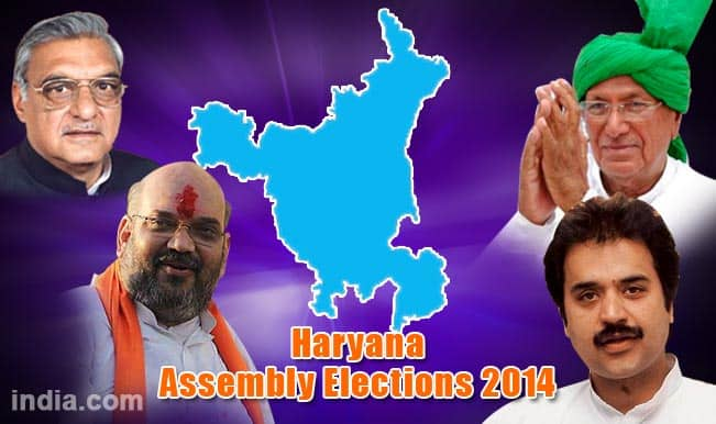 Haryana Assembly Election 2014: Will the castes be a deciding factor this time too?