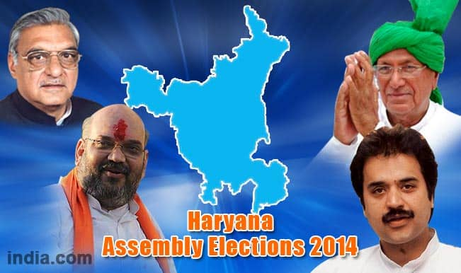 Haryana Assembly Elections 2014: 7 key battles in three-way contest of BJP, INLD, and Congress
