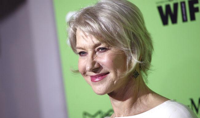69 वर्षीया हॉलीवुड अभिनेत्री हेलन मिरेन को मिला लॉरियल का विज्ञापन