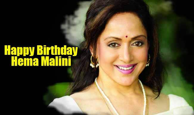Hema Malini birthday special: Top 5 iconic roles of Bollywood's Dream Girl