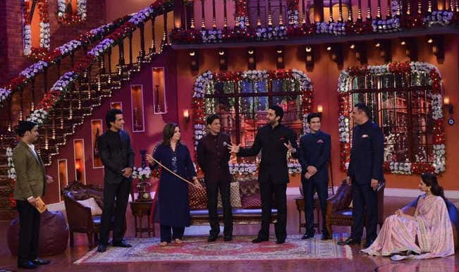 #ComedyNightsWithHNY preview: Happy New Year team spends Diwali with Kapil Sharma