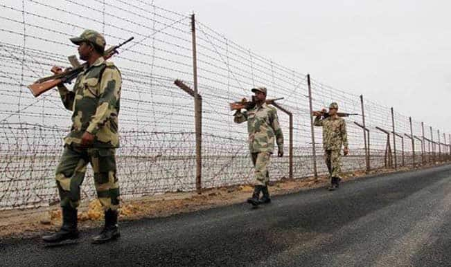 Firing de-escalates along IB in Jammu, Samba