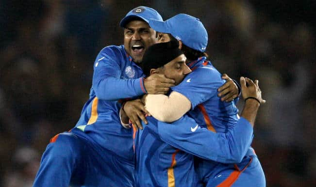 ICC Cricket World Cup 2011: Healthy team environment helped India win, says Harbhajan Singh
