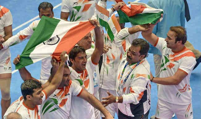 1110c121b8d India Men s Kabaddi Team bag seventh successive gold in Asian Games ...