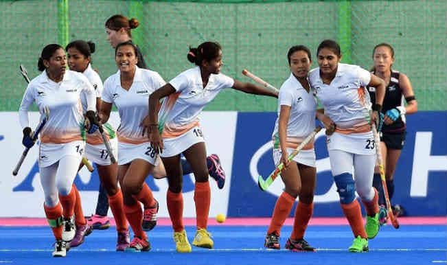 indian womens hockey team win bronze medal - Asian Games Hockey 2014