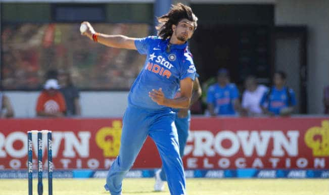 India vs West Indies 2014: Ishant Sharma replaces injured Mohit Sharma in ODI series